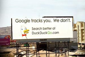 DuckDuckGo se positionne contre Google. Est-ce suffisant?