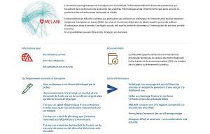 Sécurité informatique: le site de MELANI.