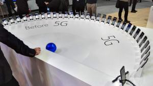 La 5G pour une latence réduite.