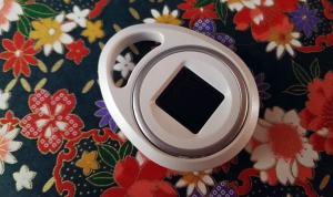 Magatama: le scanner d'empreintes Bluetooth autonome.