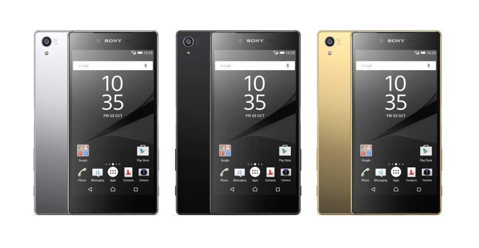 Sony Xperia Premium.