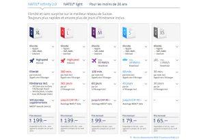 Swisscom lance Infinity 2.0.