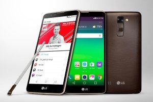 Smartphone DAB+: le LG Stylus 2 sur le banc d'essai
