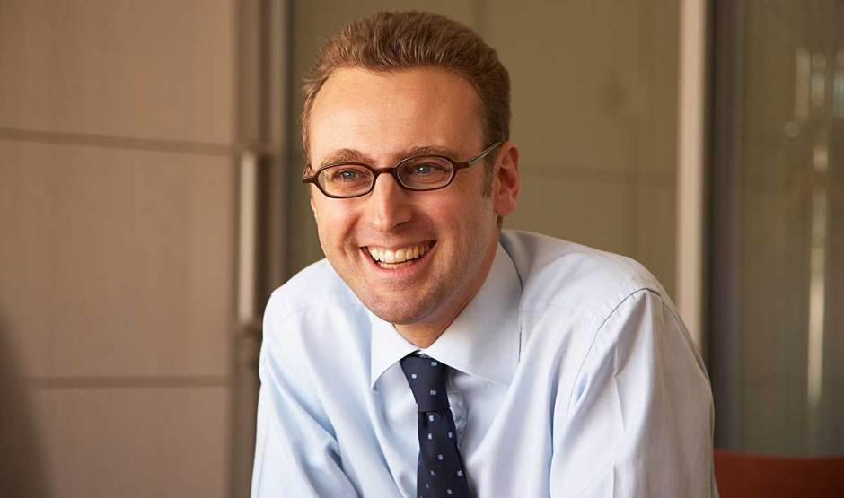 Olivier Rosenfeld, administrateur délégué de NJJ la holding dont dépend Salt.