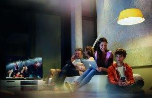 UPC Cablecom veut raccorder plus de familles à l'internet haut-débit.