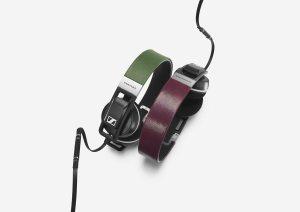 Le casque audio Sennheiser au design Freitag!