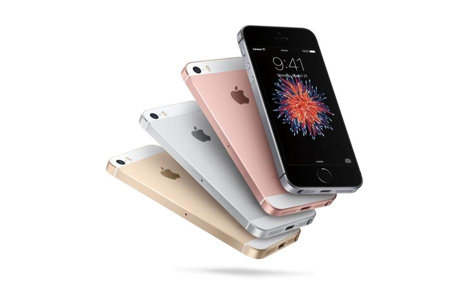 Les Apple iPhone SE peuvent être concernés.