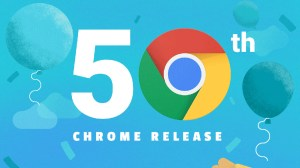 Google Chrome fête sa 50e version.