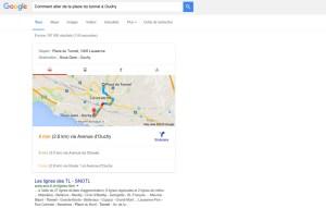 Google peut répondre directement à vos questions. Et sans publicité!