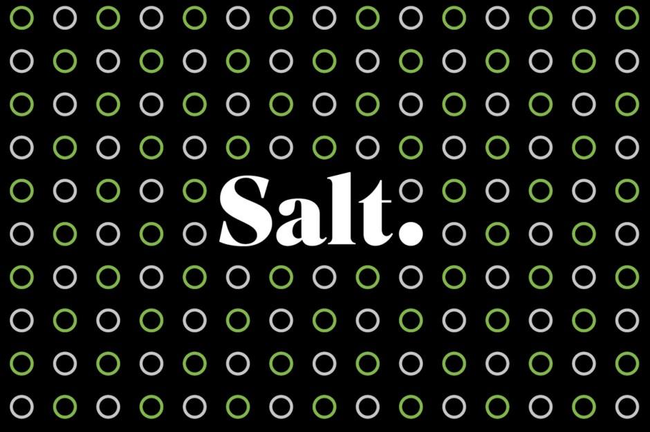 Salt, troisième opérateur mobile de Suisse.