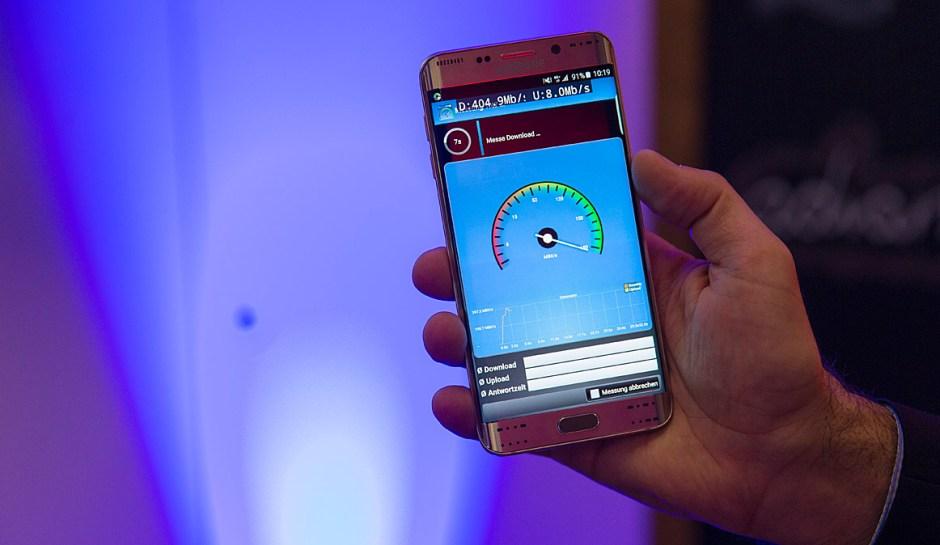 Swisscom proposera bientôt le gigabit internet sur la 4G/LTE.
