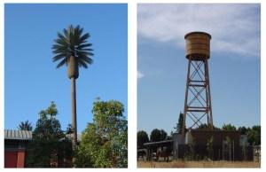 Larson Camouflage dissimule des antennes partout aux USA.