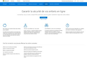 Microsoft Famille.