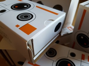 Concours: gagnez des Google Cardboard Star Wars edition!