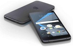 Le BlackBerry DTEK50 serait le smartphone Android le plus sécurisé