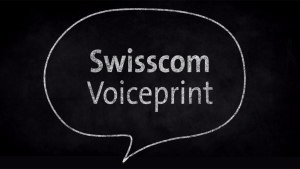 Swisscom Voiceprint.