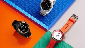 Des montres Android enfin taillées pour le sport?