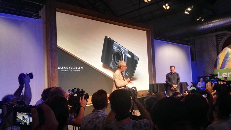 Photo sur smartphone; Lenovo s'allie à Hasselblad.