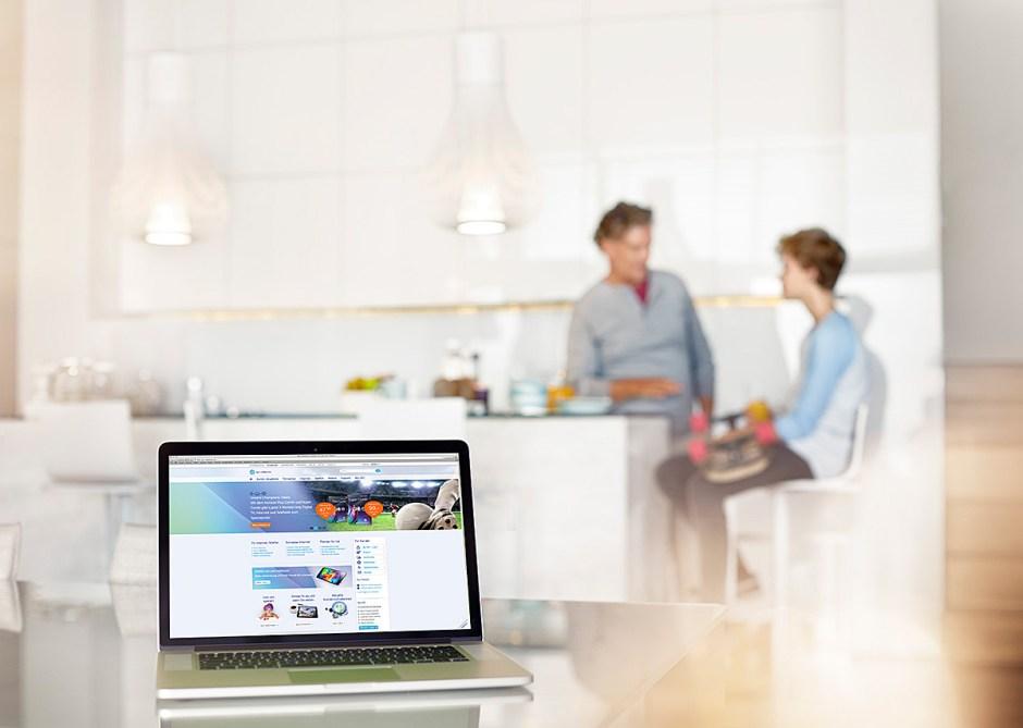 UPC va doubler le débit internet de 300'000 clients.