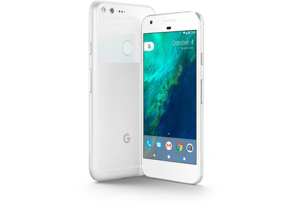 Le nouveau Pixel de Google, avec son assistant.