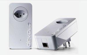Le système CPL Devolo dLAN 1200+ Wi-Fi ac.