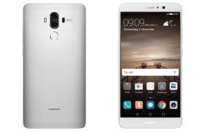 Le test du Huawei Mate 9 qui allie puissance, design et élégance