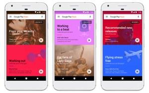 Musique, séries TV et culture: l'offre numérique de Google toujours plus attractive
