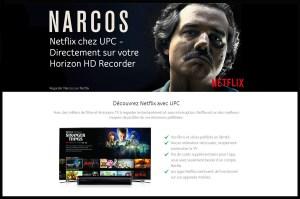Vidéo à la demande: Netflix poursuit sa marche royale en Suisse grâce à UPC