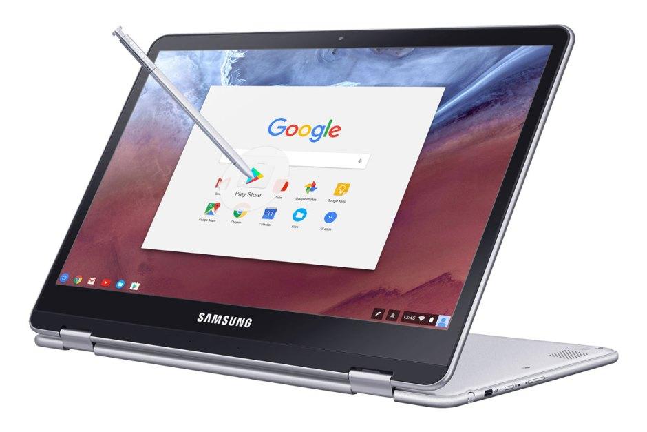 Samsung a dévoilé ses Chromebook Plus et Chromebook Pro au CES 2017 de Las Vegas.
