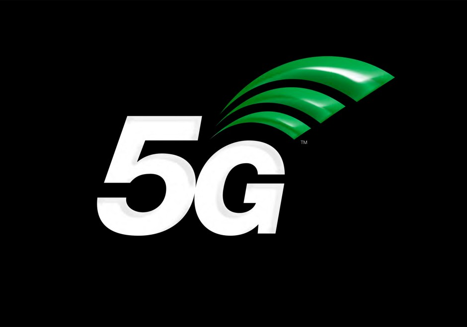 Le logo officiel de la 5G.