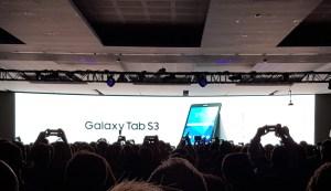 #MWC17: Samsung dévoile la Galaxy Tab S3, un Galaxy Book et nouveau casque Gear VR