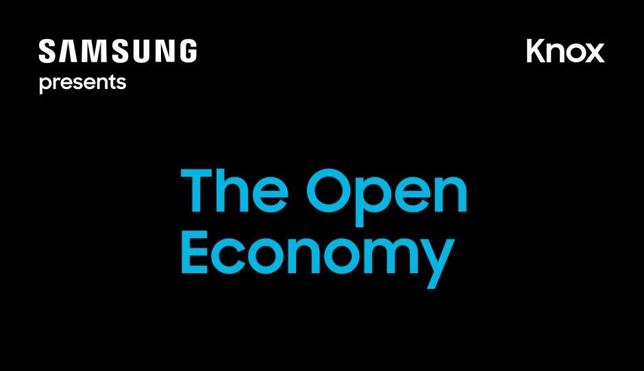 Le rapport de Samsung sur l'«Open Economy».