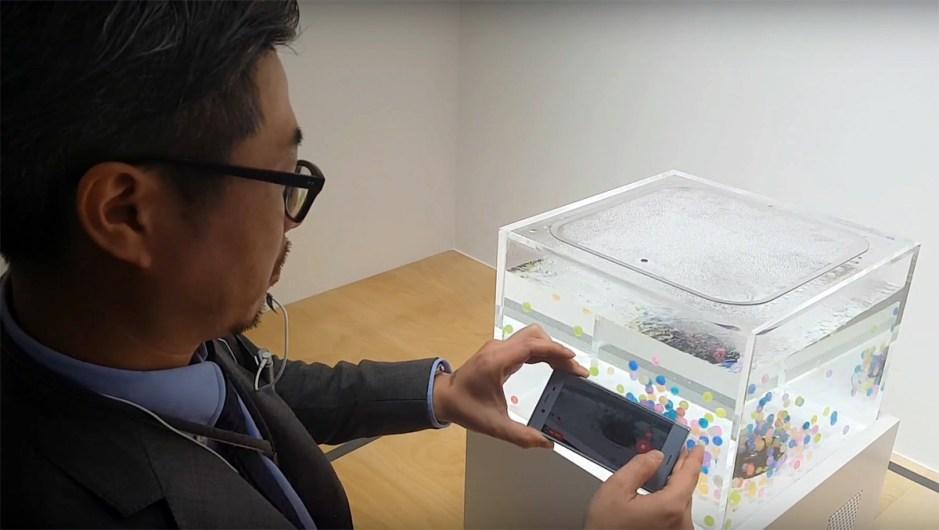 Sony Xperia XZ Premium; le test vidéo du super slow motion et de l'autofocus predictif.