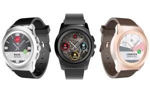 #MWC17: MyKronoz lance la montre connectée pourvue d'aiguilles!