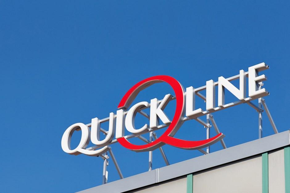 QuickLine propose ses services au travers des réseaux de 23 partenaires.