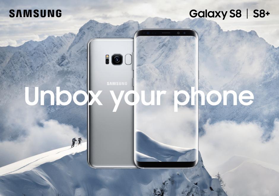 Les Samsung Galaxy S8 et S8+ proposent une fiche technique hors du commun.