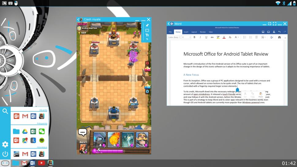 Une nouvelle interface utilisateur pour Oxi sera mise en ligne d'ici fin mars. Premier exemple...