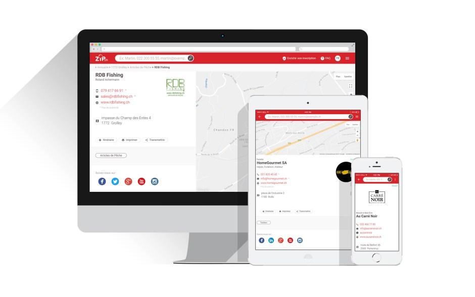 zip.ch dénonce encore une fois la position de Swisscom sur le marché des annuaires en ligne.