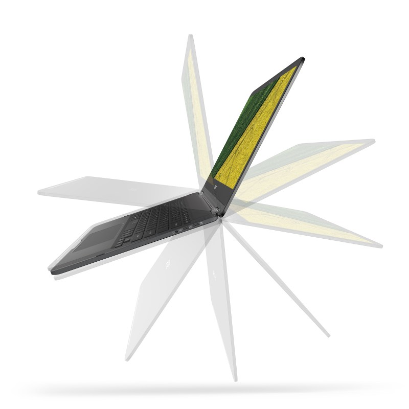 Le test express du convertible Acer Spin 7 en métal.