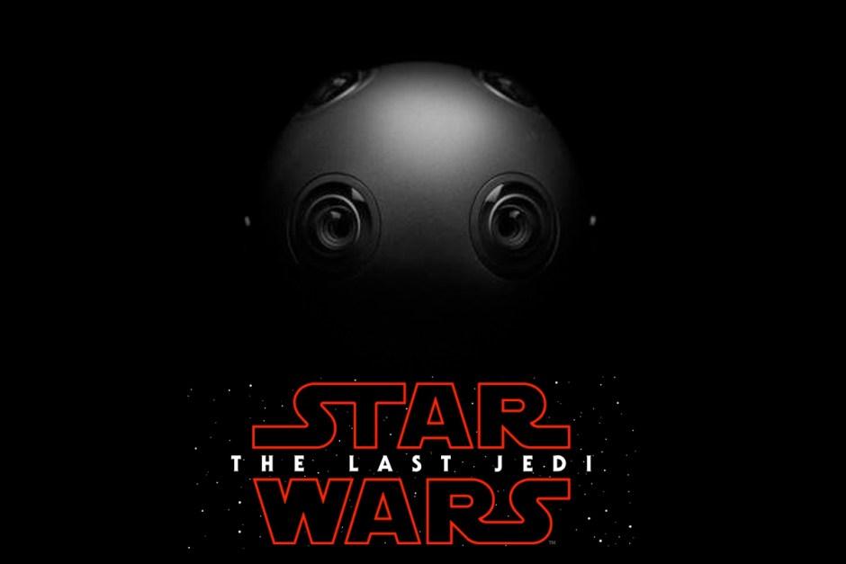 OTO, la caméra 360 degrés de Nokia au service de Lucasfilm...
