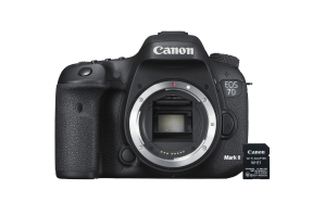 Test: le Canon EOS 7D Mark II avec la carte Wi-Fi Adapter W-E1