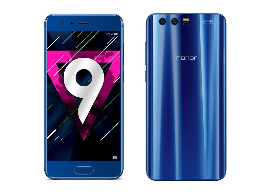 Huawei continue de miser sur une optique double sur son Honor 9.