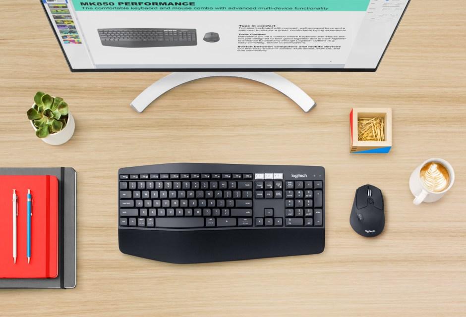 Le test du set souris-clavier 3 en 1 Logitech MK850 Performance.