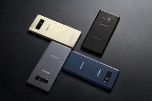 High-tech: Samsung lance le gigantesque Galaxy Note 8!
