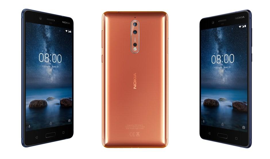 Le Nokia 8 ou la promesse du système Android toujours à jour. A suivre.