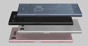 #IFA2017: les Sony Xperia XZ1 et XZ1 Compact taillés pour l'impression 3D!