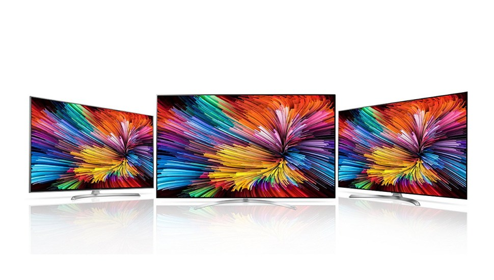 Parallèlement à sa gamme OLED, LG pousse sa technologie Nano Cell, plus avantageuse.