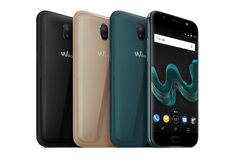 Le Wiko Wim possède un double capteur de 13 millions de pixels et un troisième de seize millions pour les selfies réussis, comme l'a montré notre test.