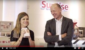 L'iPhone 8 débarque en fanfare en Suisse: l'exemple de Sunrise!