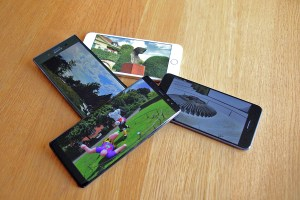 Note 8 vs Xperia XZ Premium vs Huawei P10 vs iPhone 7 Plus: test photo et vidéo